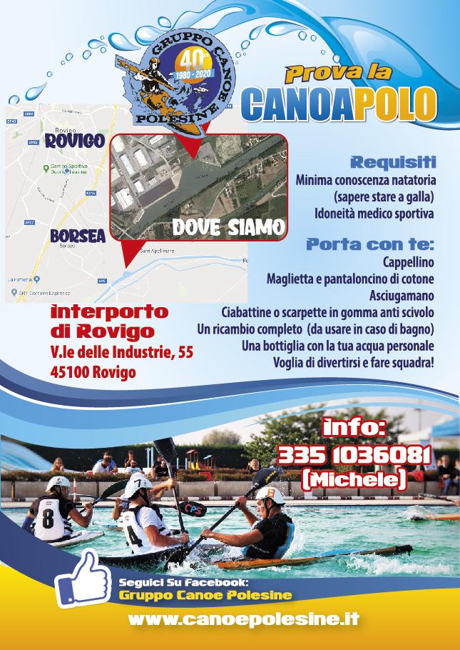 Volantino Canoa Polo Gcp2021-02
